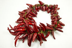 corona dei peperoni Fotografia Stock