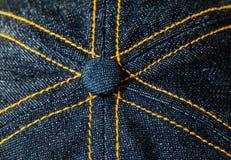 Corona del cappuccio di panno Fotografie Stock Libere da Diritti