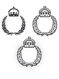 Corona del laurel