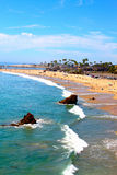 Corona del Mar Stock Photo