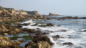 Corona Del Mar Beach Stock Image