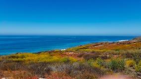 Corona del mar ca. Stock Photo