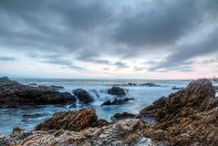 Corona Del Mar, California royalty free stock photos