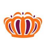 Corona del rey Fotografía de archivo libre de regalías