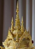 Corona dell'oro Immagine Stock Libera da Diritti