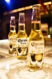 Corona Extra öl Arkivfoton