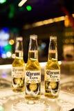 Corona Extra öl Royaltyfria Bilder