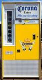 Corona Extra ölvaruautomat Royaltyfri Bild