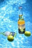 Corona Extra. Belgrade, Serbia - August 27, 2015 Stock Image