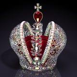 Corona grande imperiale Immagini Stock