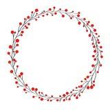 Corona isolata su bianco Immagine Stock