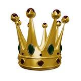 Corona preciosa Imagen de archivo