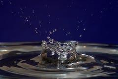 Corona Splash Stock Photo