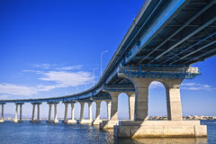 Coronado桥梁 库存图片