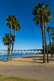 Coronado Brücke lizenzfreie stockbilder
