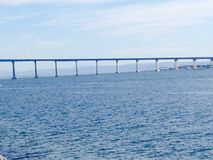 Coronado Brücke Lizenzfreie Stockfotos