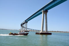 Coronado Brücke lizenzfreies stockfoto