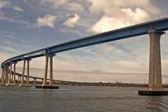 Coronado Bridge. This is a picture of the Coronado Bridge royalty free stock photo