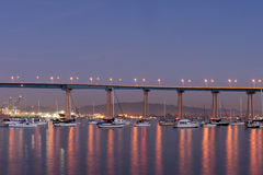 Coronado bridge Stock Image