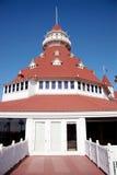 coronado del hotell Royaltyfria Foton