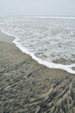 Coronado-Insel-Silber-Strang-Strand stockfotos