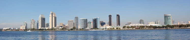 Coronado island. In san diego royalty free stock photo