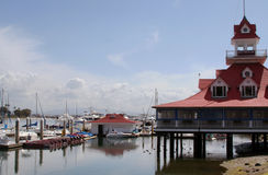 Coronado Piers Stock Image