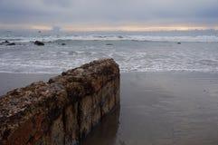 Coronado plaża Zdjęcie Stock