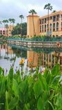 Coronado Springs Resort Casitas building stock image