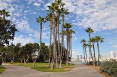 Coronado wyspa w San Diego, Kalifornia fotografia royalty free