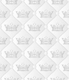 Coronas Foto de archivo libre de regalías