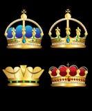 coronas Fotos de archivo