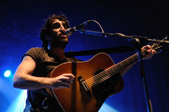 The Coronas performs at Barcelona Stock Images