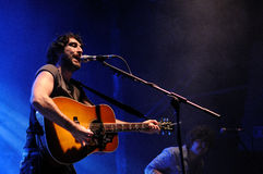 The Coronas performs at Barcelona Royalty Free Stock Photos