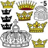 Coronas reales vol.5 libre illustration