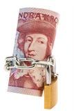 Coronas suecas. Dinero en circulación sueco Fotos de archivo
