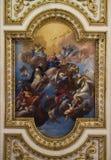 coronation ο ιερός Ιησούς Mary Χριστο Στοκ φωτογραφία με δικαίωμα ελεύθερης χρήσης