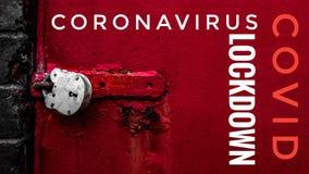 Free Coronavirus Covid-19 Disease Lock Down Royalty Free Stock Image - 177527466