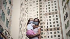 Coronavirus epidemic in the city