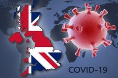 Free Coronavirus In Britain Royalty Free Stock Image - 176613716