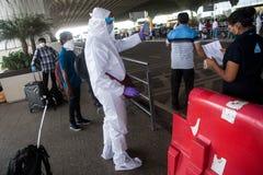 Free Coronavirus India Lockdown - Airport Stock Photography - 218063422