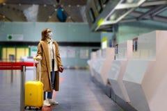 Coronavirus pandemic/Covid-19 outbreak travel restrictions. Flight cancellation.Quarantine all over the world