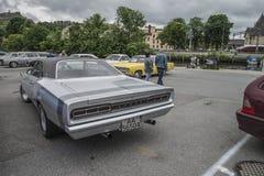 Coroncina RT di 1969 Dodge Immagini Stock