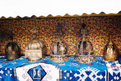 Corone di Copto Fotografia Stock Libera da Diritti