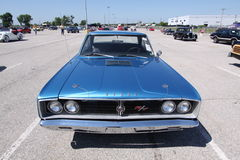 Coronet R/T 1967 do rodeio Foto de Stock