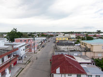Corozal Town, Belize. Corozal Town is the northernmost town in Belize bordering Chetumal City Quintana Roo, Mexico is an easy going seaside town popular as a Royalty Free Stock Images