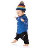 Corpo completo do bebê asiático fotos de stock royalty free