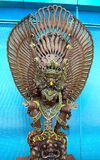 Corpo completo Garuda Fotografia de Stock Royalty Free