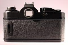 Corpo da câmera análogo, lado traseiro imagem de stock royalty free