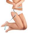 Corpo da mulher Foto de Stock
